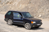 One of the Range Rover's last road trips