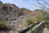 Falaj (irrigation channel) near Hatta Pools