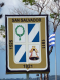 San Salvador coat-of-arms