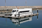 Ferry to and from Sir Bani Yas Island