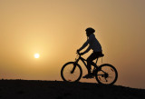 Sunrise Mountain Biking - Sir Bani Yas Island