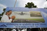 Billboard - Expansion of Colombo International Airport