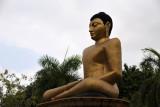 Seated Buddha, Viharamahadevi Park