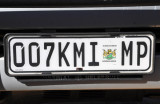 Mpumalanga License Plate