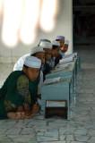 Boys reciting the Koran, Dhaka