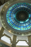 Glass dome of the Dhaka Sheraton