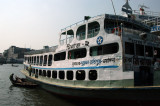 Large Bangladeshi river ferry, Sandar Ghat, Dhaka
