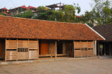 Surrounding the main museum is an open air collection of old rural buildings from around Vietnam