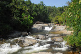 River below Mae Klang , Doi Inthanon National Park