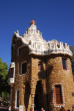 Güell Park was built in the years 1900 to 1914