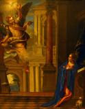 Annunciation; El Veronese 1560-1580
