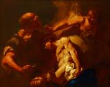 Sacrifice of Issac; Giambattista Piazzetta 1712-14