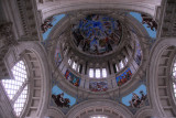 There are several impressive domes in the National Art Museum of Catalonia