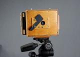 Homemade 4x5 Pinhole Camera