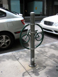 Chestnut Street Bike Rack