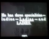 ladies - Ladies - LADIES!
