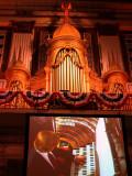 Organist and Organ