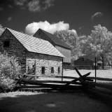 Pig Barn & Fence