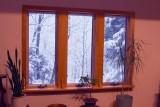 Finished Windows & Snow