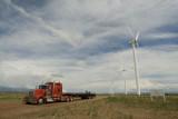 Ft. Bridger Wind Project WY  w Transport