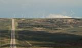 Interstate 80 & Ft Bridger Wind Project WY