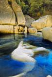 S Yuba River Granite BlueYellow Polarizer Nov 96