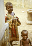 Dipah and Doulay Tappita Liberia 1982