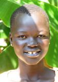 Rumbek girl