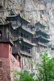 Mid-air temple (Xuan Kong Si)