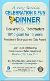 10-10-10 Celebration