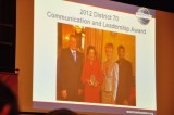 C&L Award Presented to The Governor of NSW - Professor Marie Bashir AC, CVO