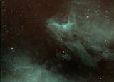 La Nébuleuse du Pélican (IC 5070)
