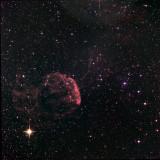 La Nébuleuse de la Méduse, IC 443