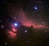 Autour de Zeta Orionis