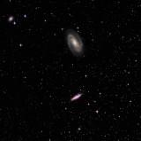M81, M 82