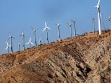 windy hills Southern CA