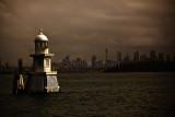 Sydney Harbour Beacon