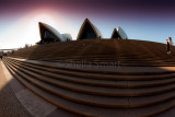 Sydney Opera House and steps