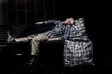 Sleeping man at Quay