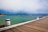 Mist at Palm Beach Wharf