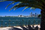 Sydney Harbour with Sydney Opera House