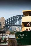 Collaroy and Sydney Harbour Bridge