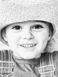 Little boy with beautiful eyes
