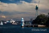 Bradleys Head with Sydney Opera House, Sydney Harbour