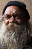Mudda Mudda, portrait of an Australian aborigine