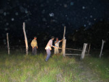 Leaving fence as we found it!