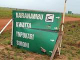 Bye Karasabai! On to Yupukari