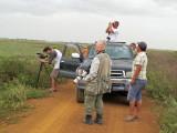 Road to Yupukari bird stop