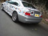 BMWCCP E46 Art Car
