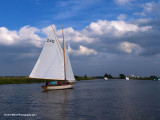 Cruiser On The River Yare